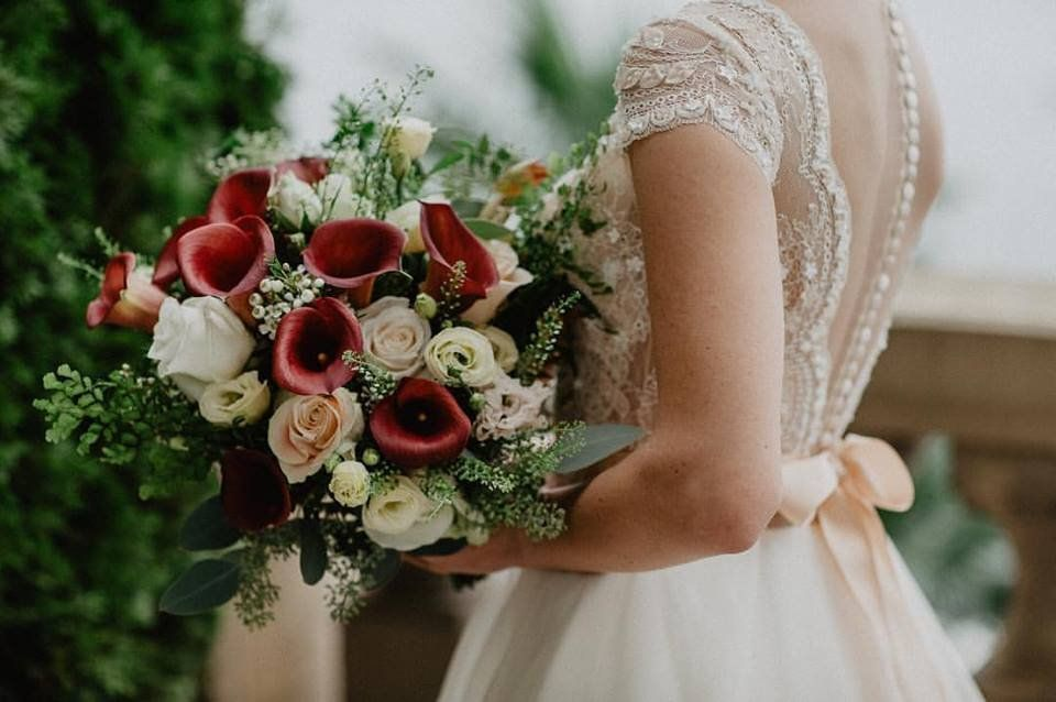 Bridal bouquet. La Bella Vita Wedding